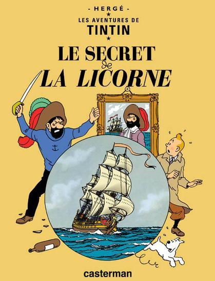 Les aventures de Tintin 11 - Le secret de la Licorne