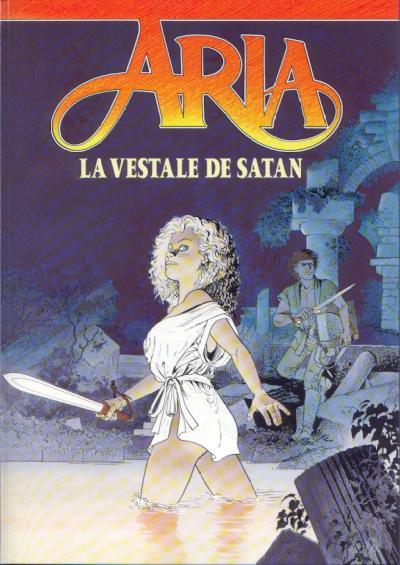 Aria 17 - La Vestale de Satan