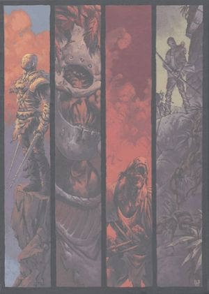Le serment de l'ambre 1 - Coffret en 5 volumes : T1 à T5