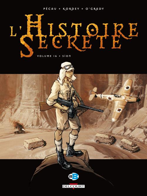 L'histoire secrète 16 - Sion