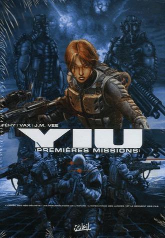 Yiu, premières missions  - Coffret en 4 volumes : T1 à T4