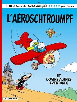 Les Schtroumpfs 14 - L'aéroschtroumpf