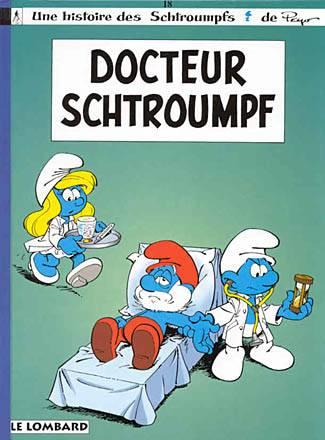 Les Schtroumpfs 18 - Docteur Schtroumpf