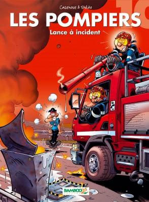 Les pompiers 10 - Lance à incident