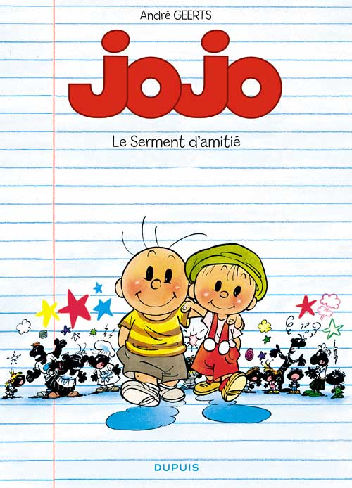 Jojo 6 - Le serment d'amitié