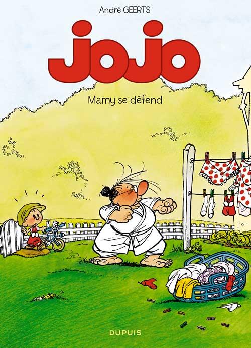 Jojo 7 - Mamy se défend