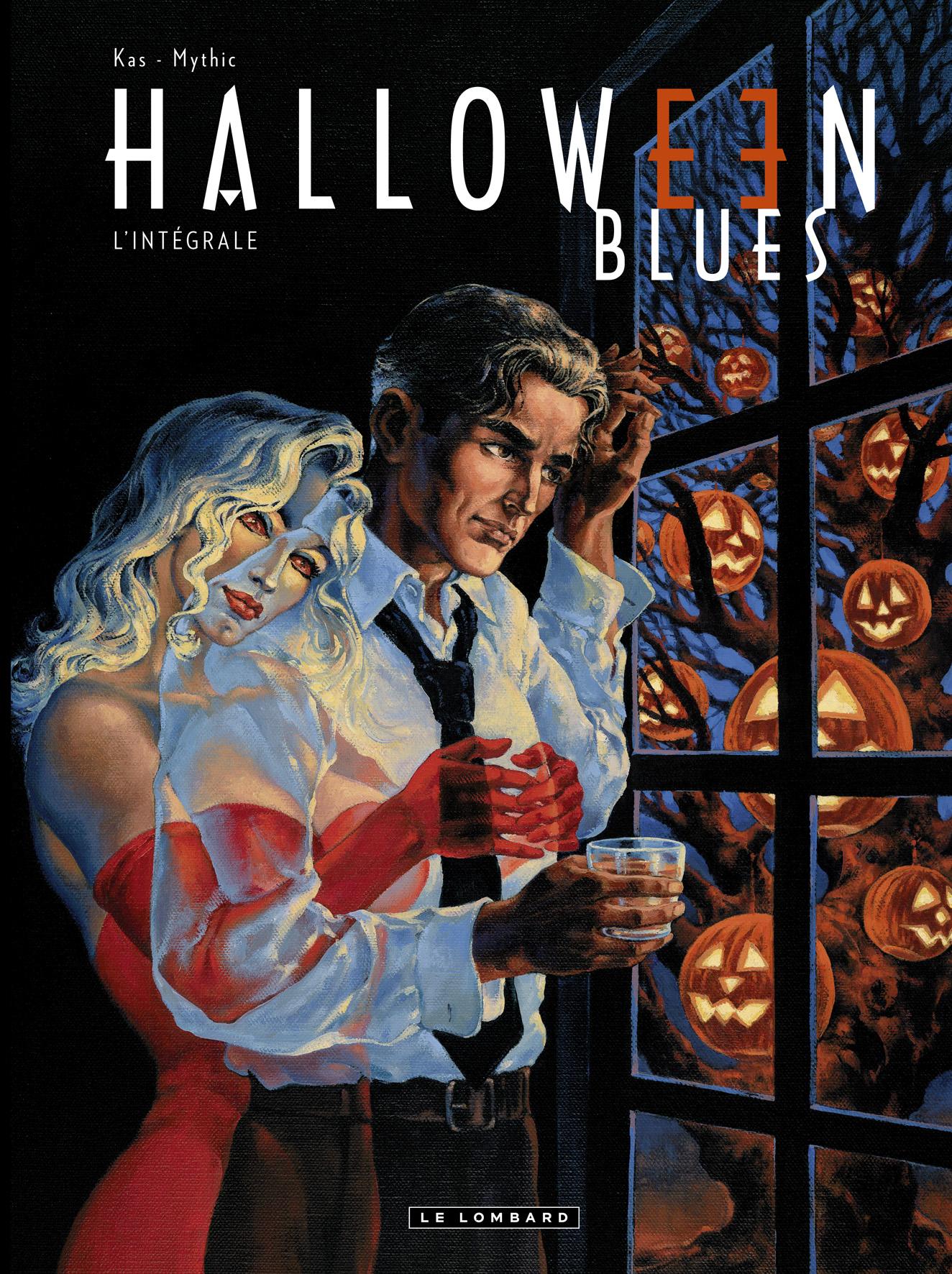 Halloween Blues 1 - Intégrale (T1 à T7)