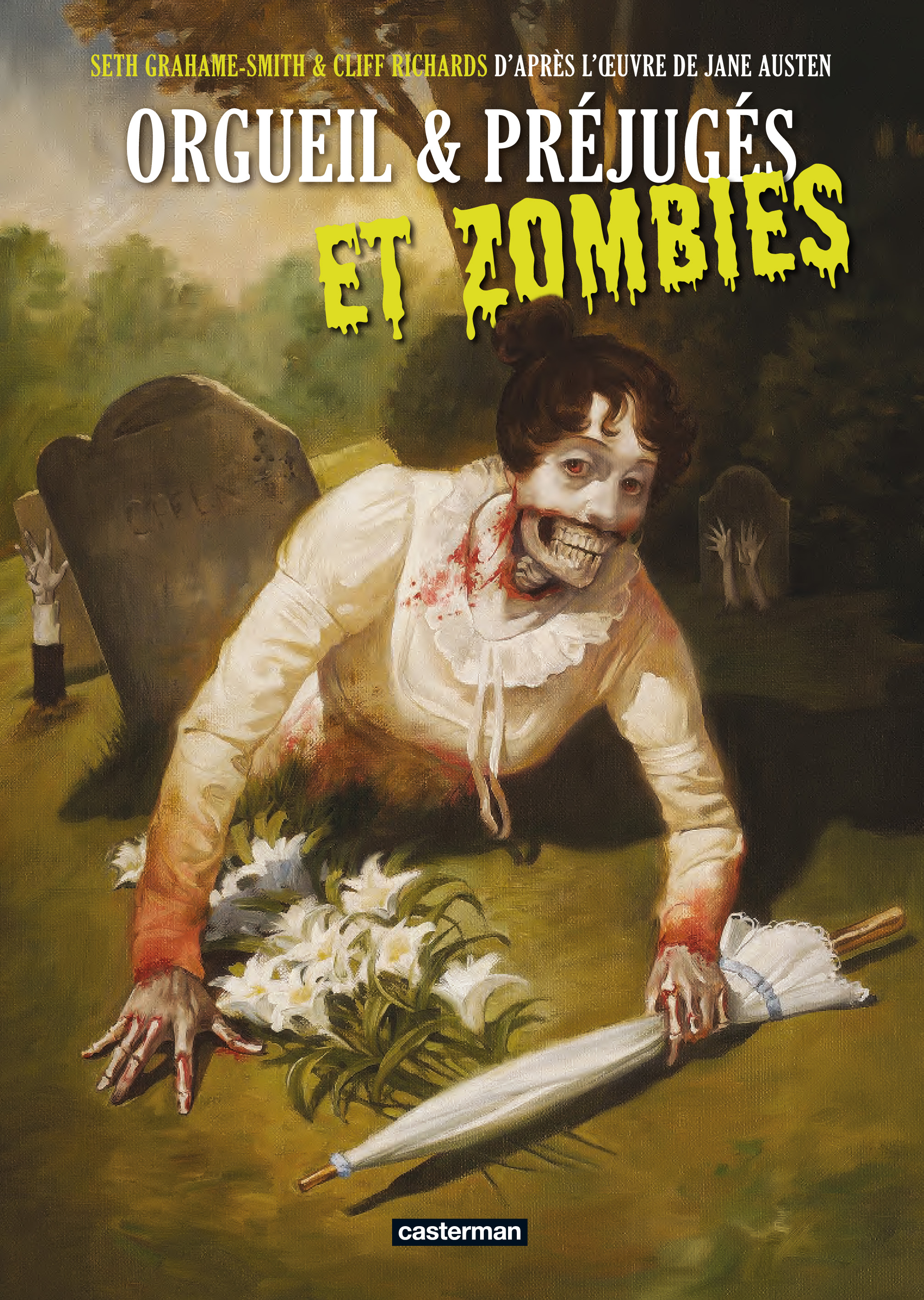 Orgueil et préjugés et zombies 1 - Orgueil et préjugés et zombies
