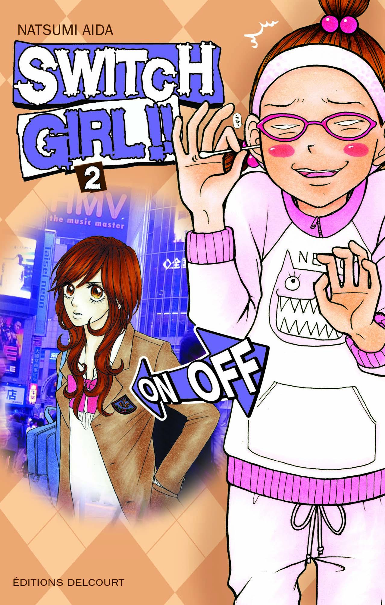Switch Girl !! 2