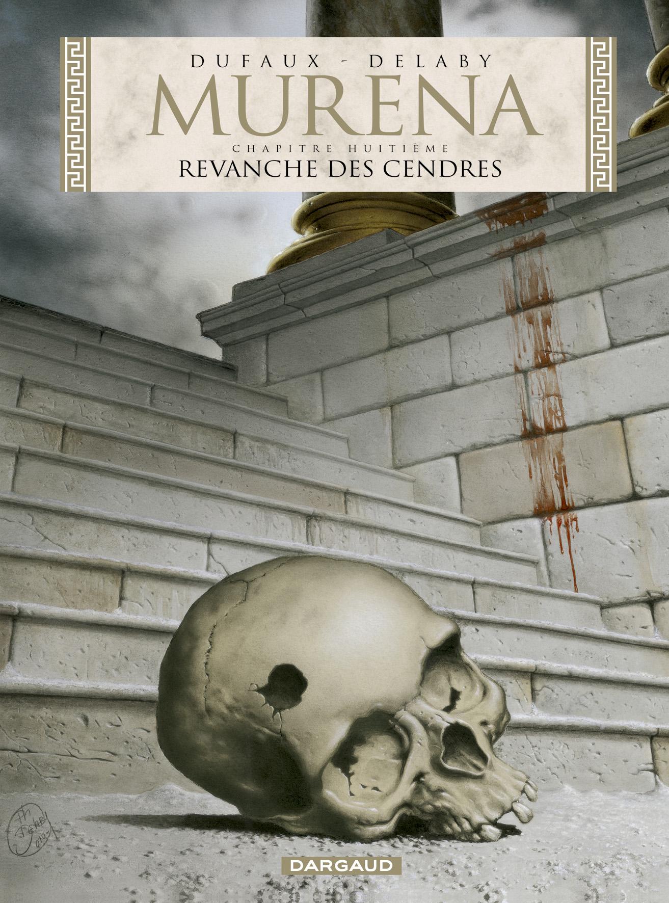 Murena 8 - Revanche des cendres
