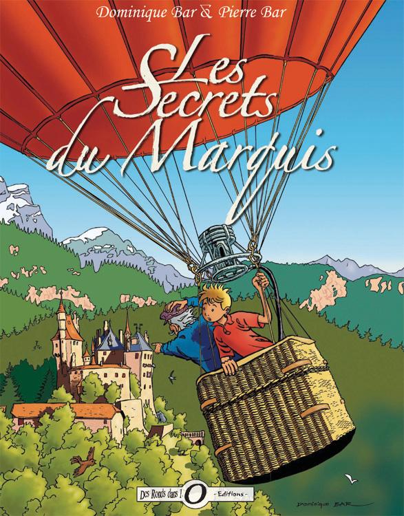 Les aventures de Christian Persil 1 - Les secrets du marquis