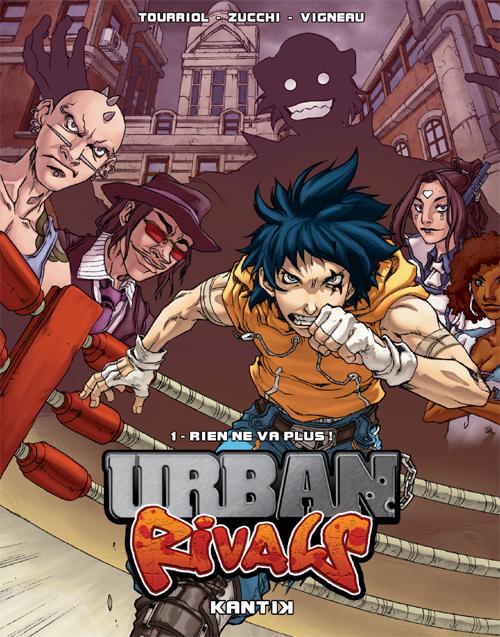 Urban rivals 1 - Rien en va plus !