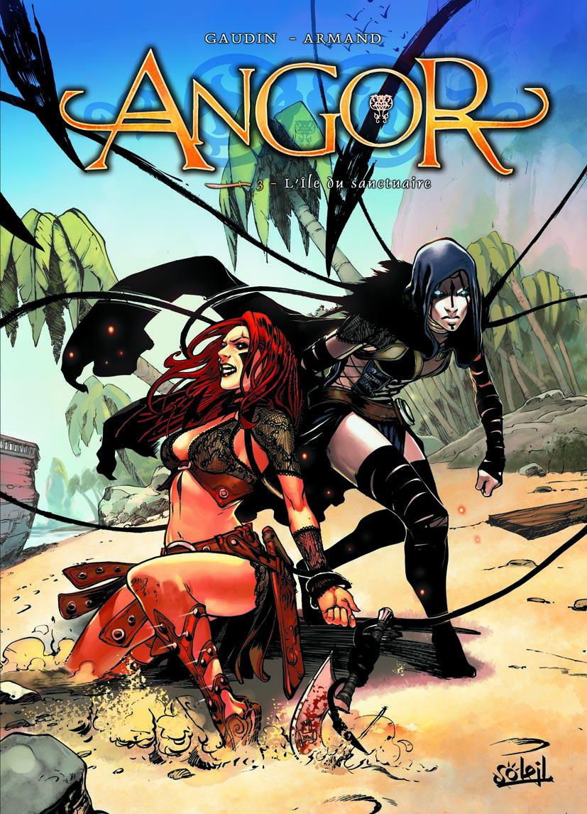 Angor 3 - L'île du sanctuaire