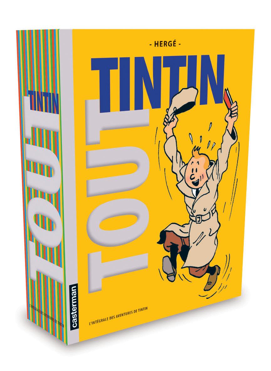 Les aventures de Tintin 1 - Tout Tintin