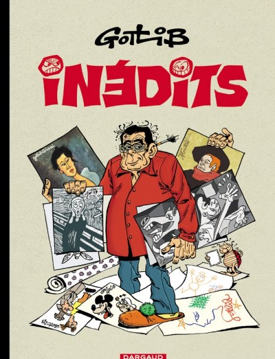 Inédits (Gotlib) 1 - Inédits
