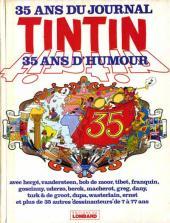35 ans du journal Tintin 1 - 35 ans d'humour