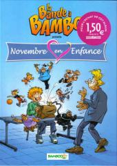La bande à Bamboo 1 - Novembre en Enfance