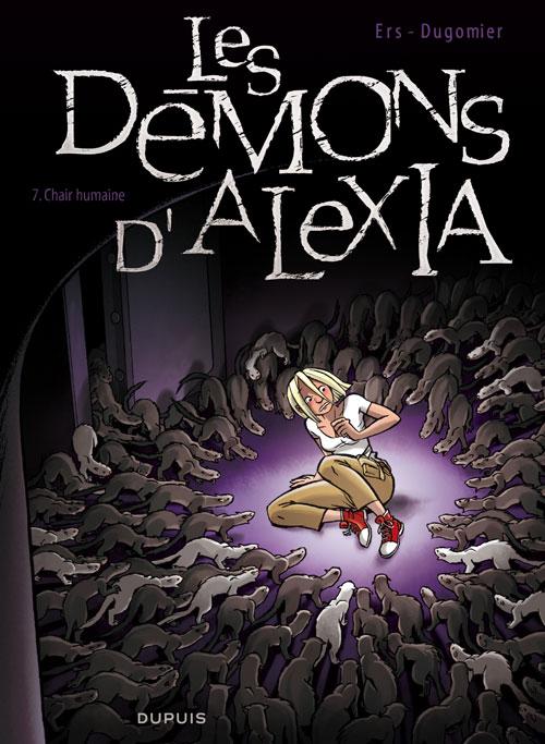 Les démons d'Alexia 7 - Chair humaine