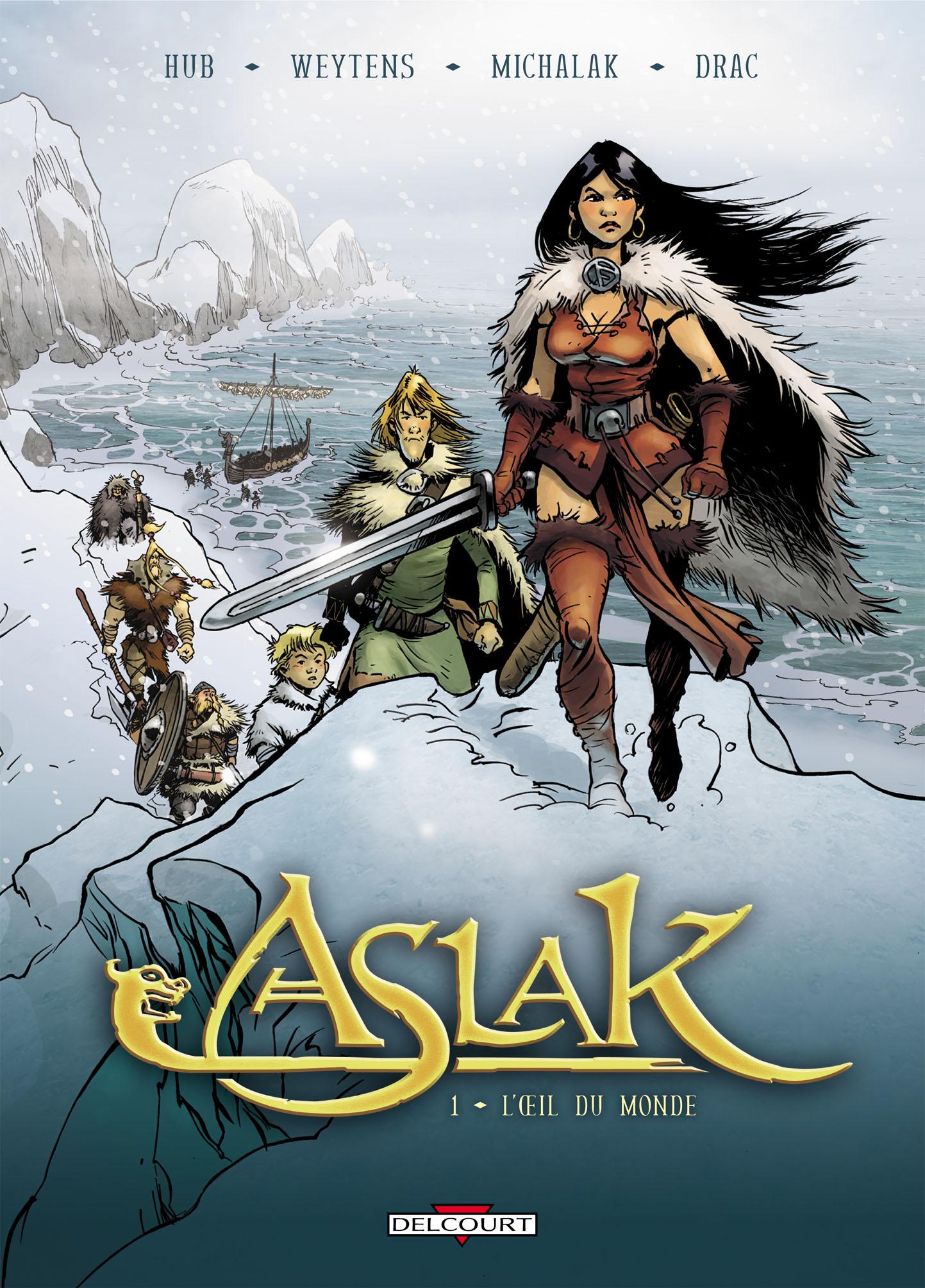 Aslak 1 - L'oeil du monde