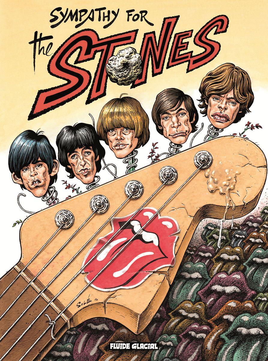 Sympathy for the Stones 1 - Sympathy for the Stones