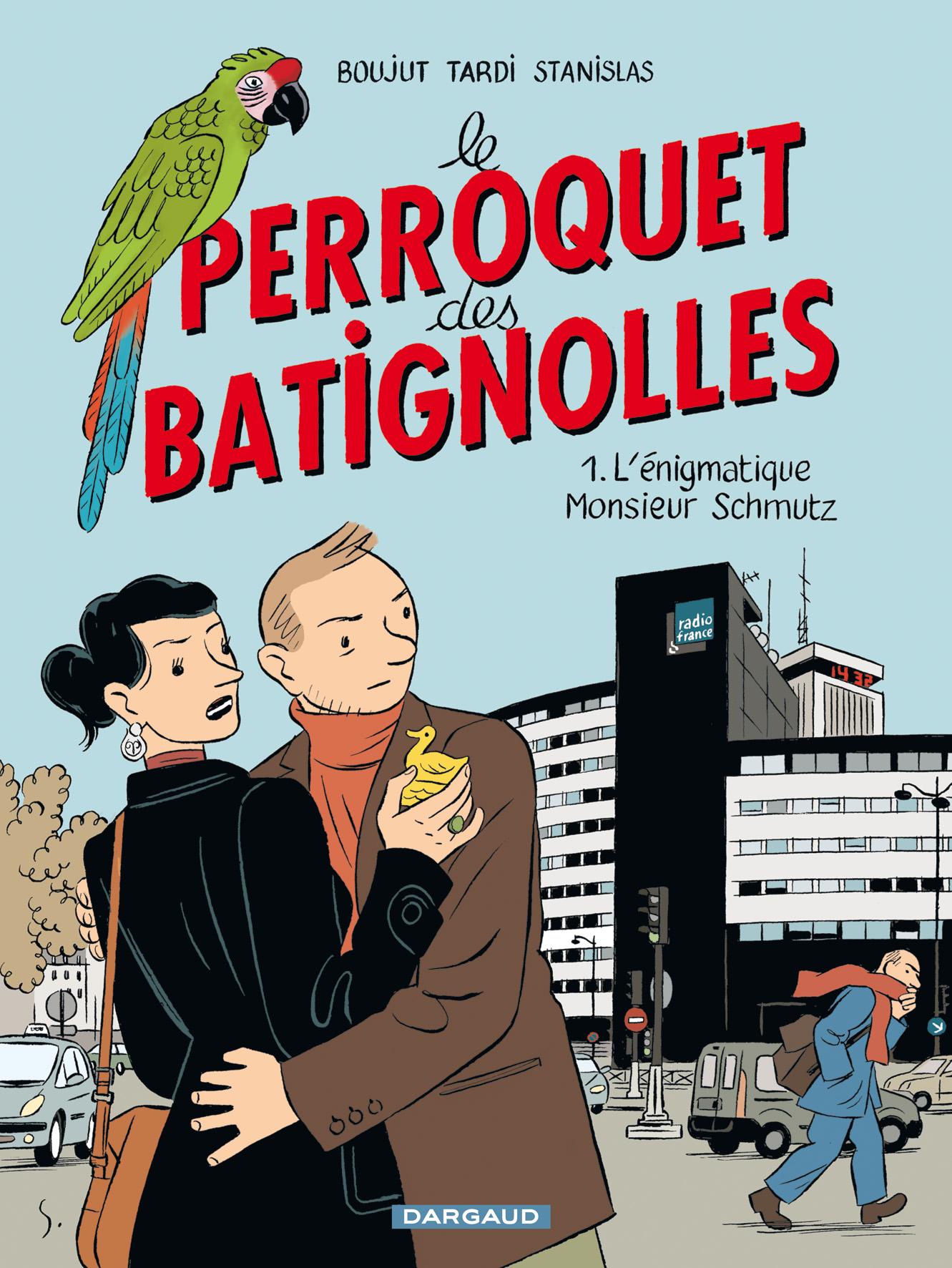 Le perroquet des Batignoles 1 - L'énigmatique Monsieur Schmutz