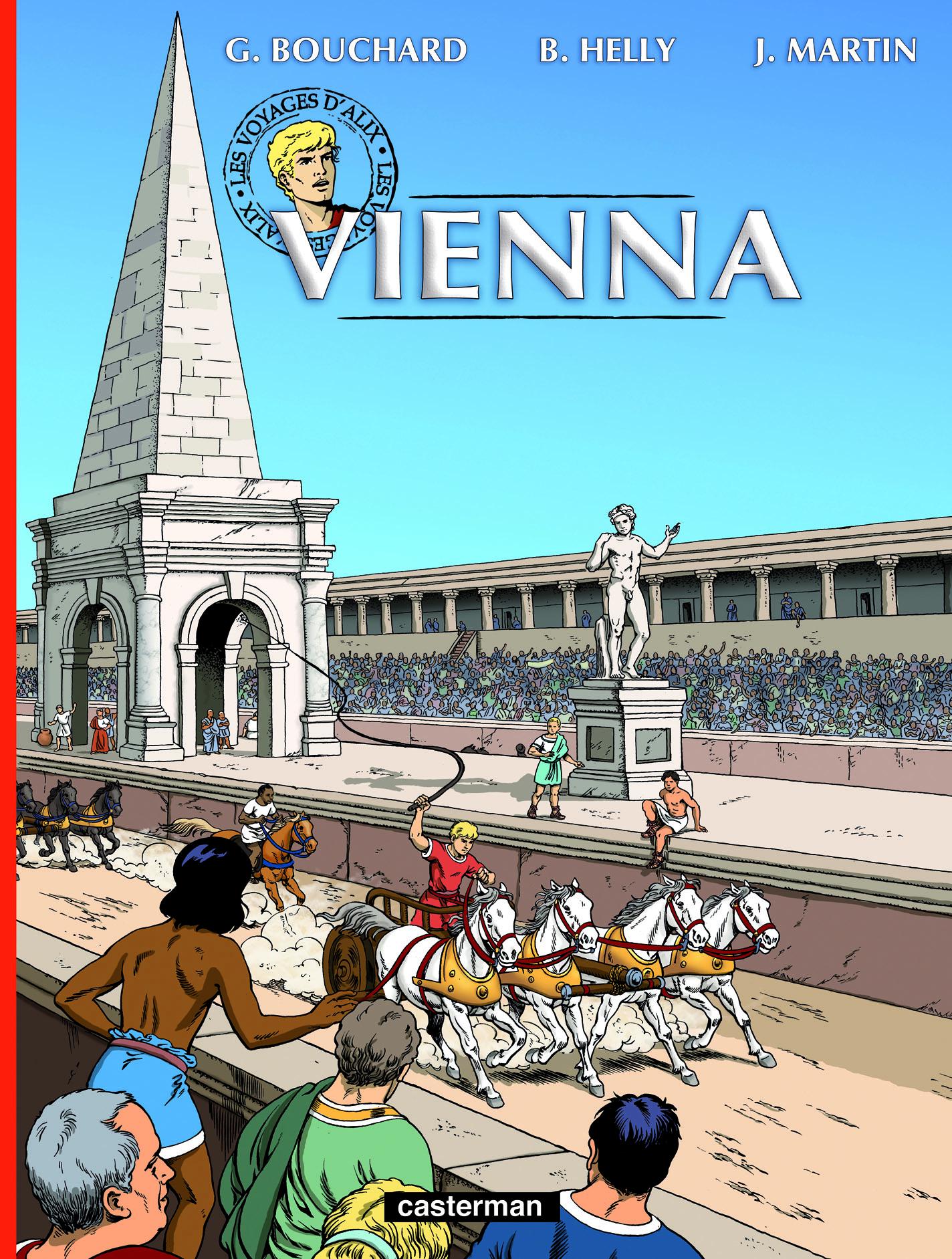Les voyages d'Alix 34 - Vienna