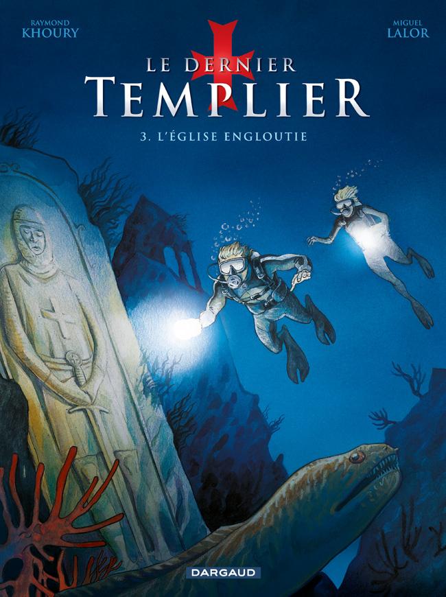 Le dernier templier 3 - L'église engloutie