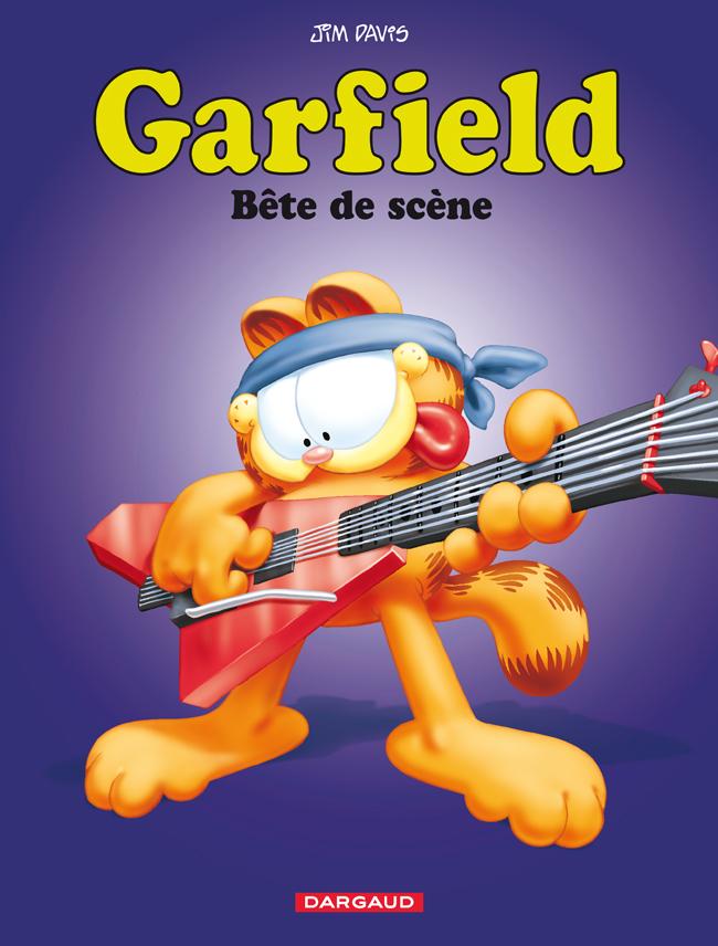 Garfield 52 - Bête de scène