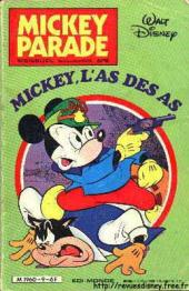 Mickey Parade 9 - Mickey, l'as des as
