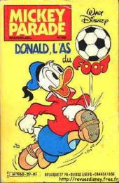 Mickey Parade 29 - Donald, l'as du foot