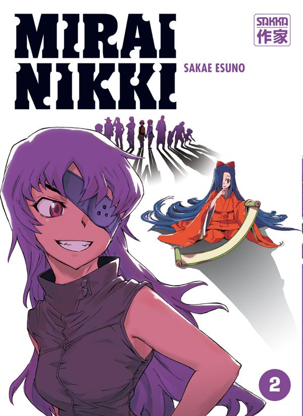 Mirai Nikki 2