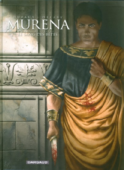 Murena 6 - Le sang des bêtes