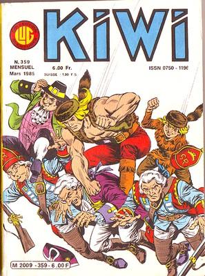 Kiwi 359 - L'école des espions !