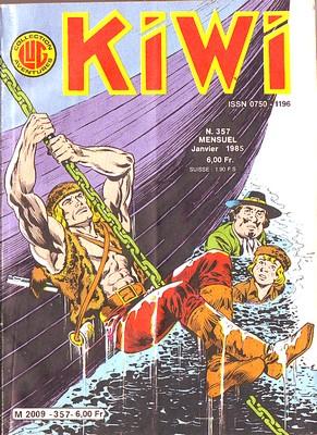 Kiwi 357 - Cyniquement... Mister X