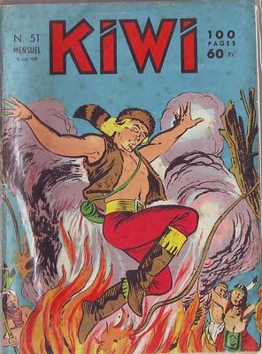 Kiwi 51 - Le spectre