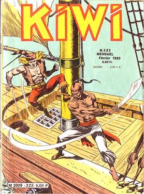 Kiwi 322 - Assaut sur l'île de Coot...