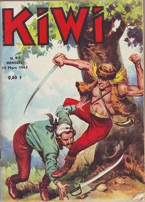 Kiwi 95 - N°95