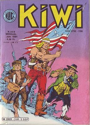 Kiwi 350 - Les filles du gouverneur...