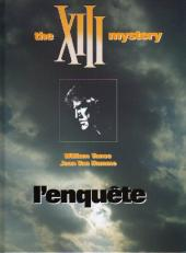 XIII 7 - The XIII mystery - l'enquête
