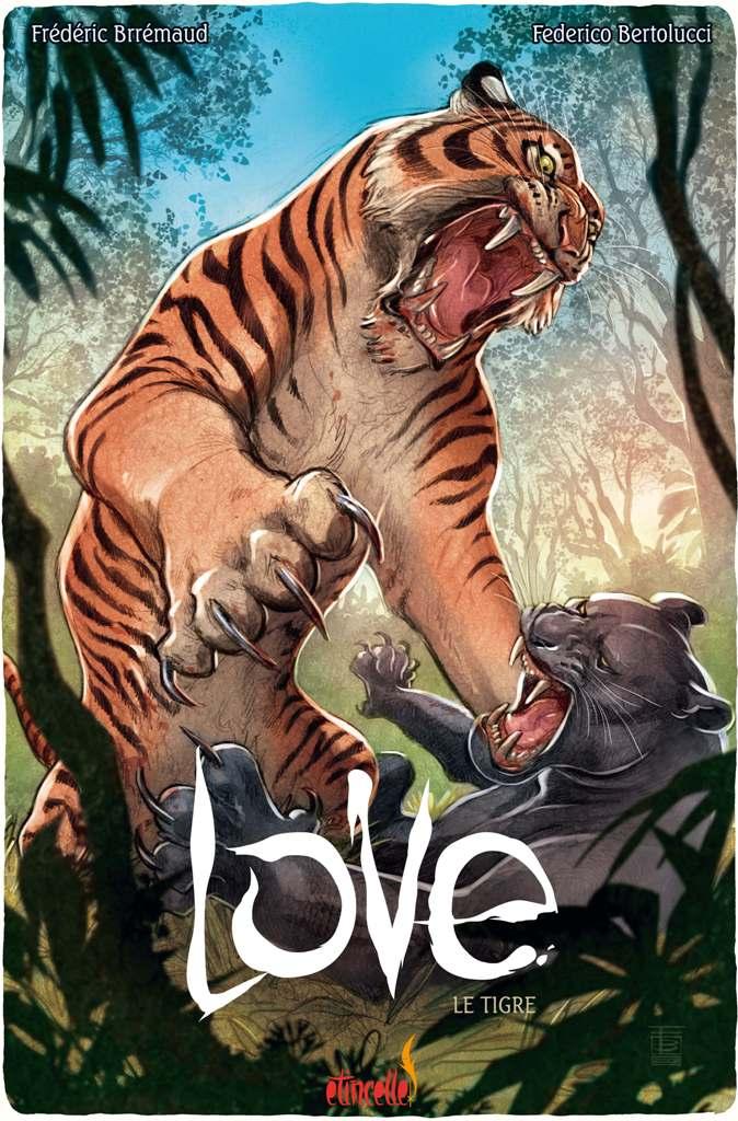 Love (Bertolucci) 1 - Le tigre