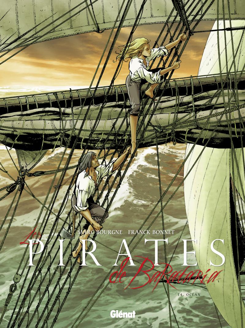 Les pirates de Barataria 4 - Océan