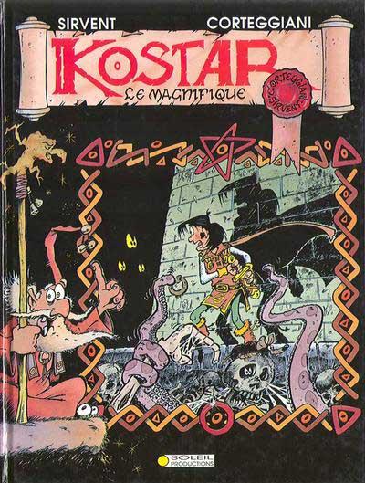 Kostar le magnifique 1 - Kostar le magnifique