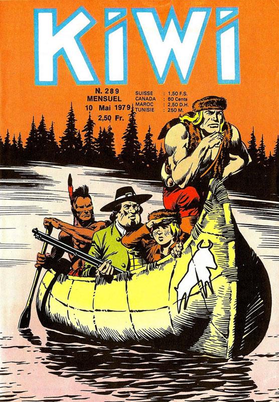 Kiwi 289 - Qui a enlevé Roddy ?