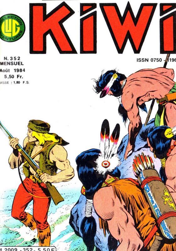 Kiwi 352 - Un fort sur la Grow-River !