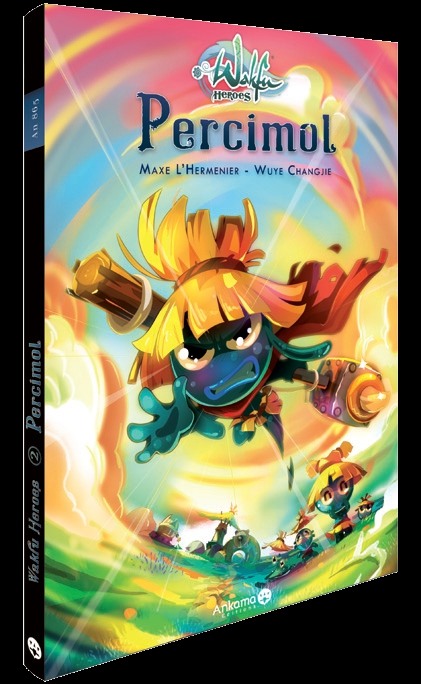 Wakfu Heroes 2 - Percimol
