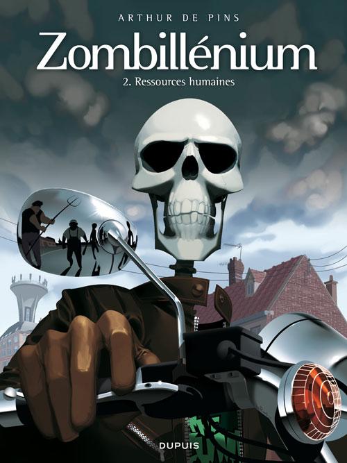Zombillénium 2 - Ressources humaines