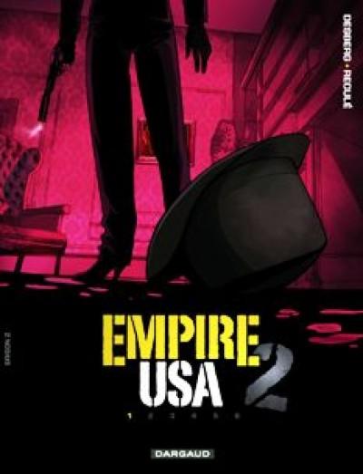 Empire USA 7 - Saison 2 - Tome 1