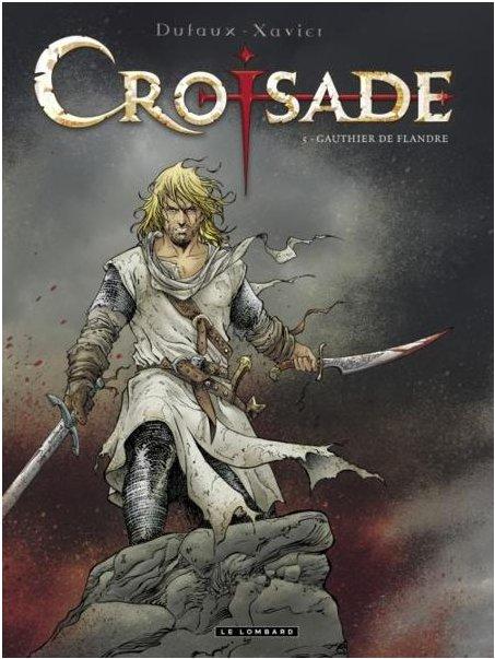 Croisade 5 - Gauthier de Flandres