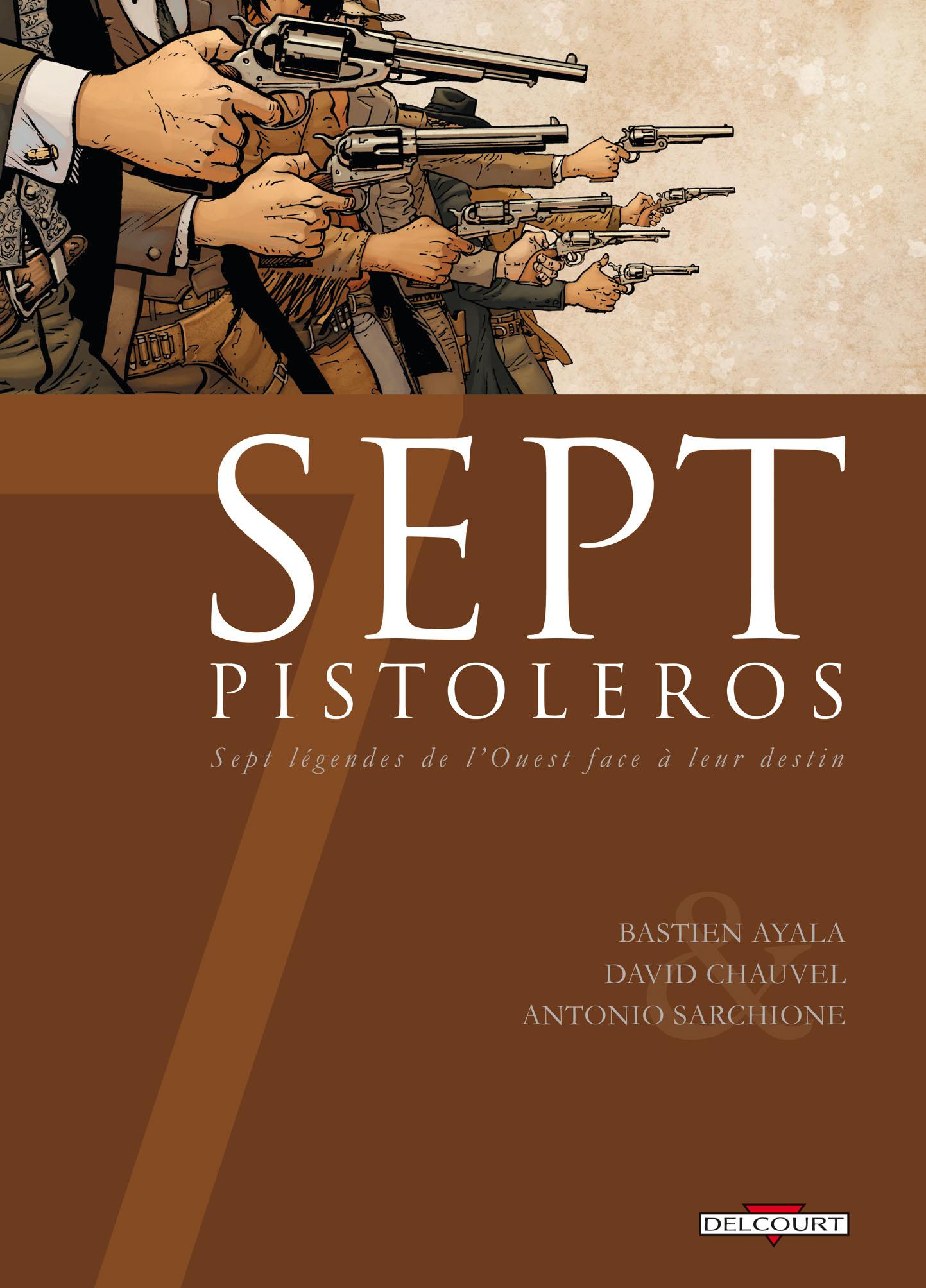 Sept 14 - 7 pistoleros