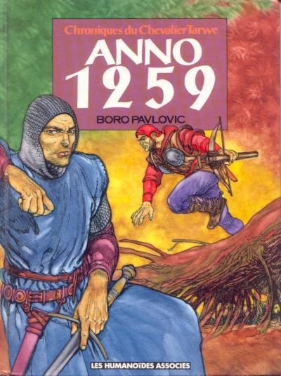 Chroniques du Chevalier Tarwe 1 - Anno 1259